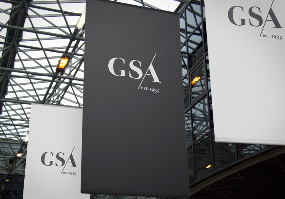 Large GSA banners