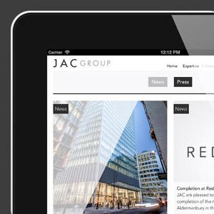 JAC website