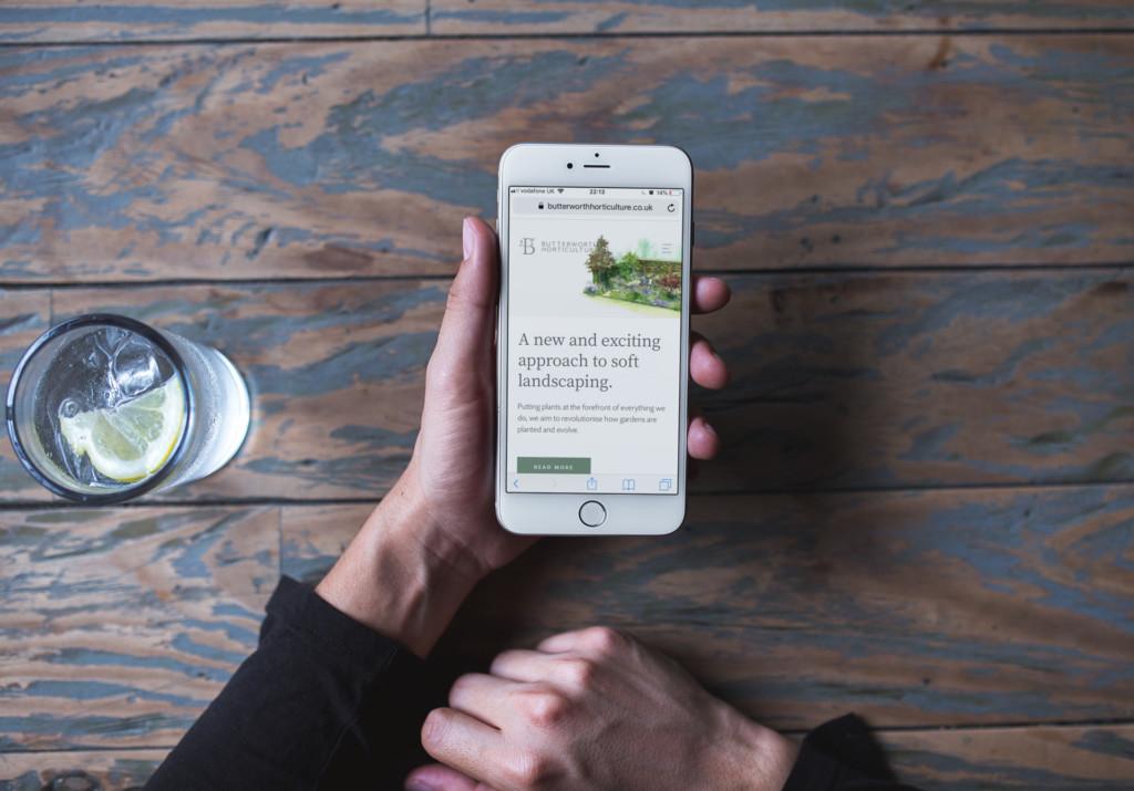 Butterworth Horticulture website