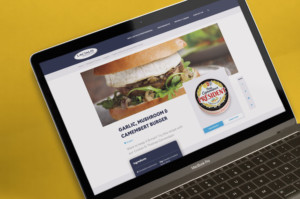 Lactalis Pro Food Services WordPress Website